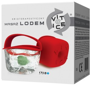 VIT ICE® do masażu lodem